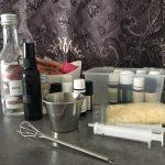 ingrédients et matériel